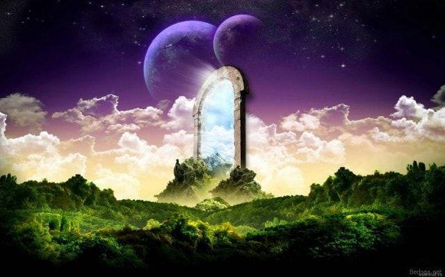 В дверях во сне можно заблудиться, осознанные сновидения