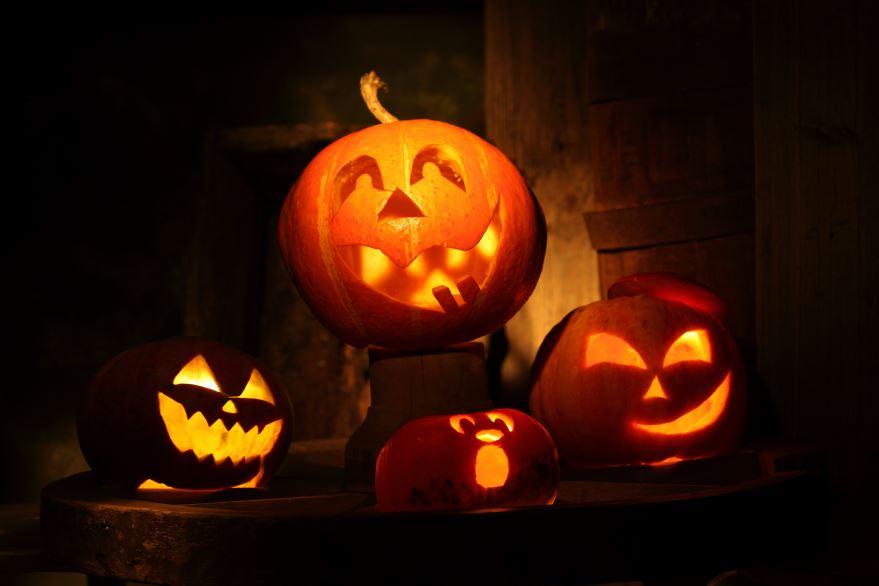 Хелоуин - поздравления в картинках и открытках
