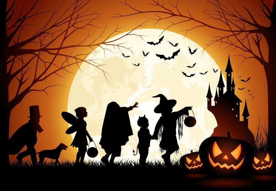 Праздник 31 октября - Хелоуин