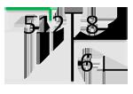 деление, деление в столбик, техника деления в столбик