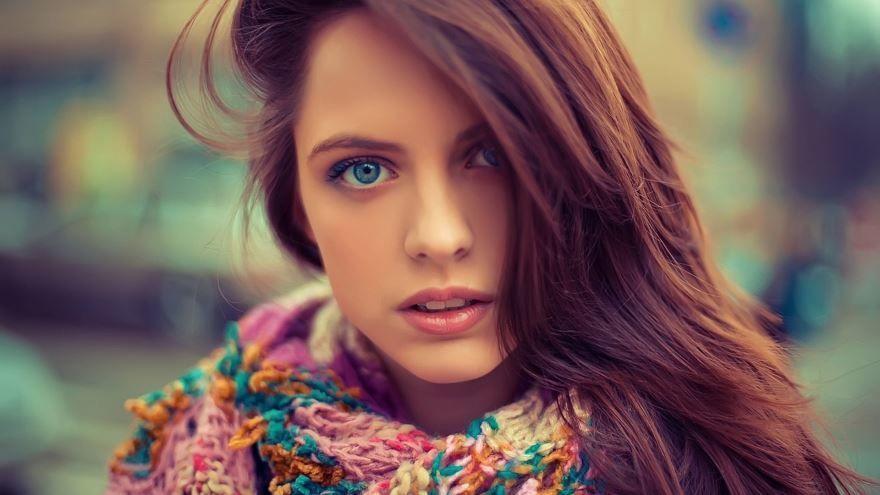 Хороший снимок красивой девушки