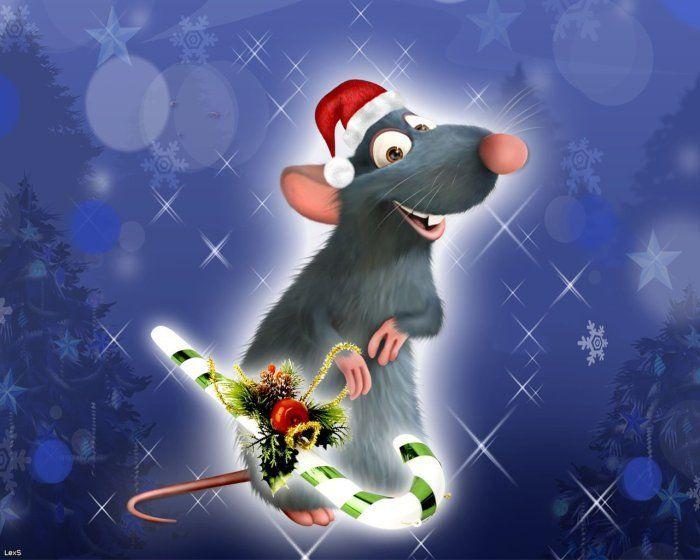 Год животного по восточному календарю - год мыши