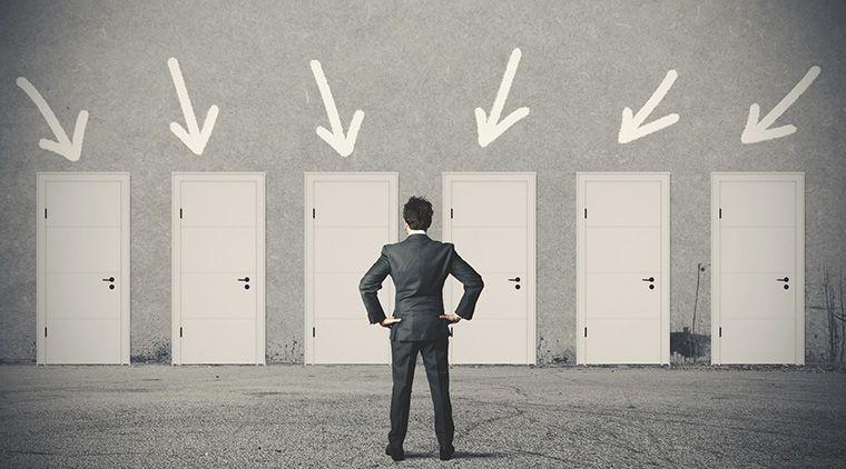 Сложные вопросы у интуиции, много вариантов ответа, нужно только да или нет
