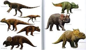 Фото большого динозавра