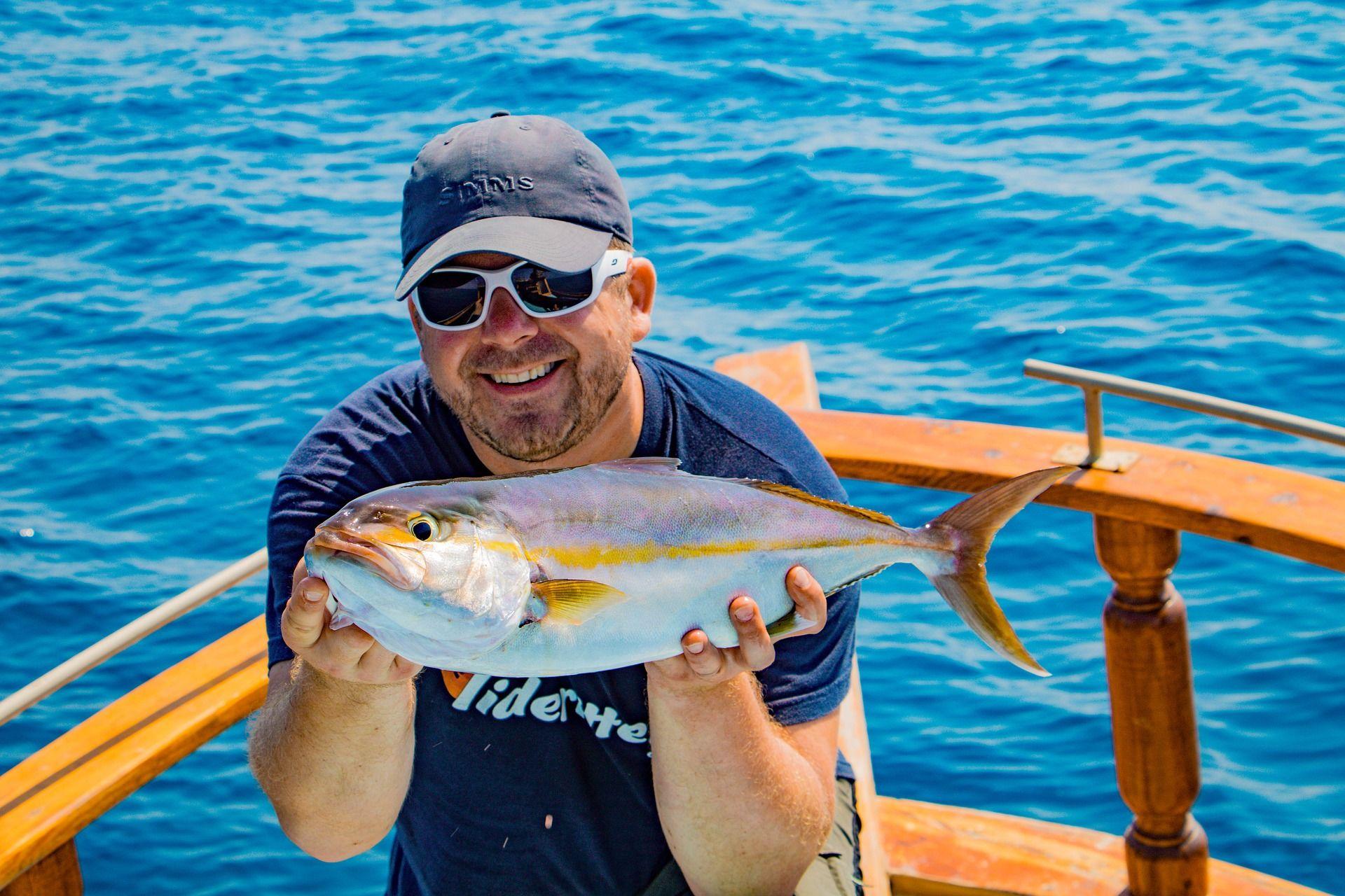 Фотографии вкусной рыбы – тунца