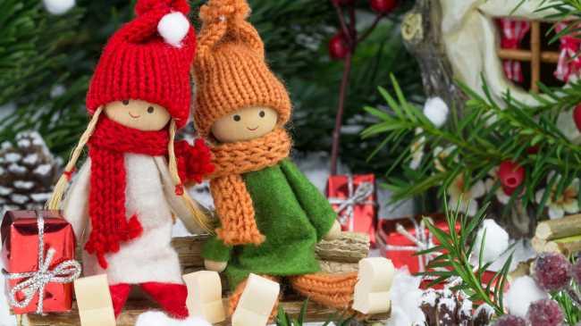 Елочные игрушки новогодние