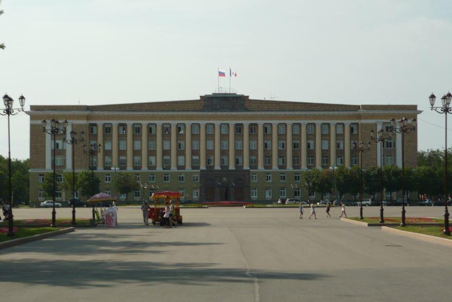 Здание администрации города Великий Новгород