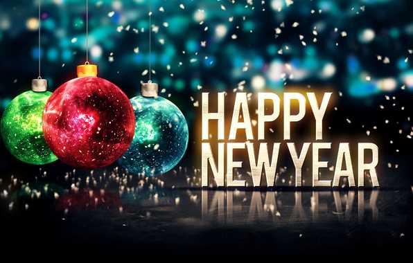 Скачать бесплатные картинки С Новым годом