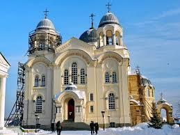 Крестовоздвиженский монастырь города Верхотурье