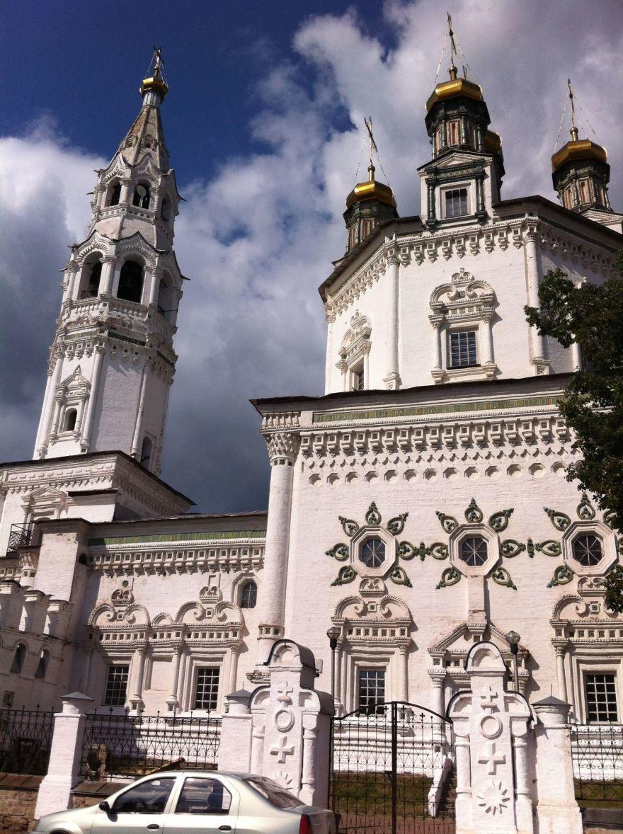 Троицкий собор в городе Верхотурье