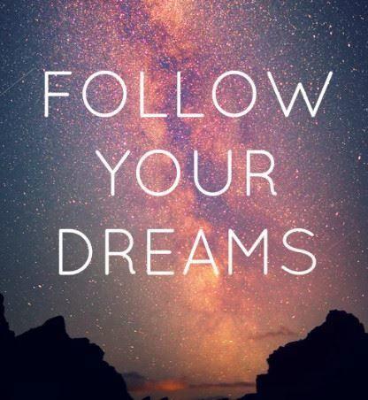 Красивые цитаты на английском про мечты и любовь с переводом: следуй своим мечтам