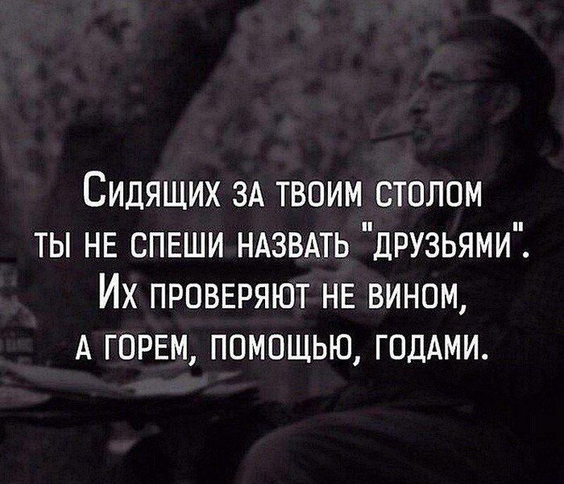 Красивая и короткая цитата про дружбу со смыслом