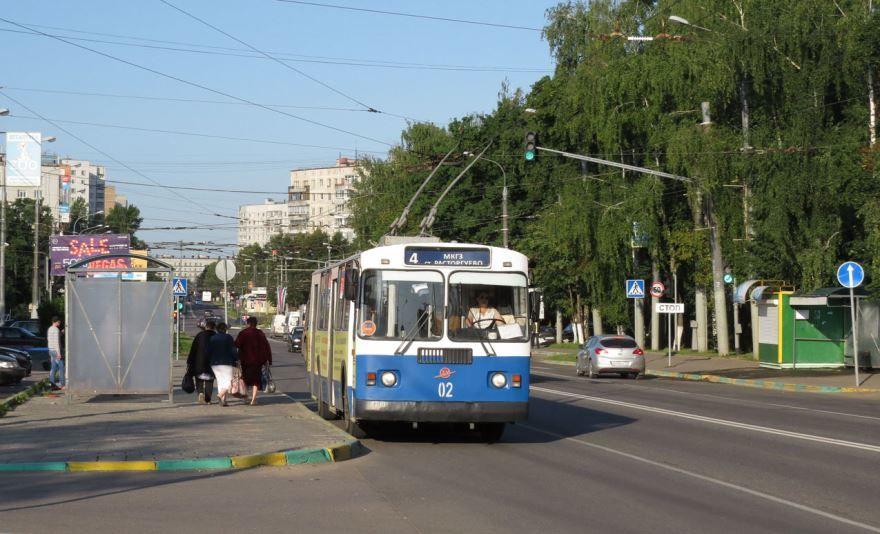 Скачать бесплатно красивое фото улицы города Видный в хорошем качестве