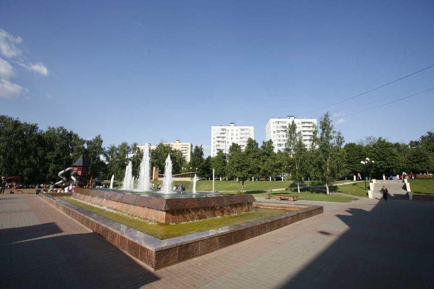 Смотреть лучшее фото фонтан в городе Видный