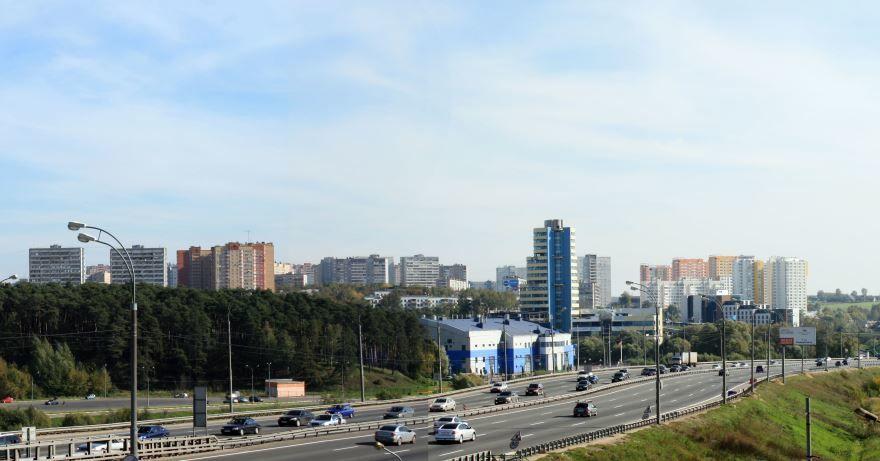 Смотреть лучший район города Видный