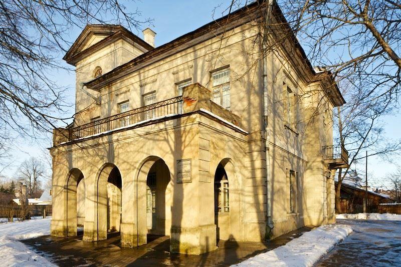 Смотреть лучшее фото краеведческого музея города Вичуга