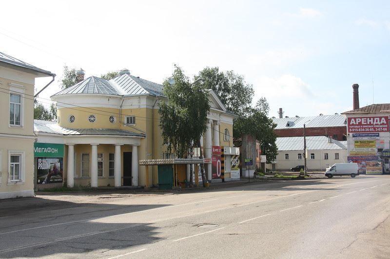 Скачать онлайн бесплатно красивые фото улицы города Вичуга