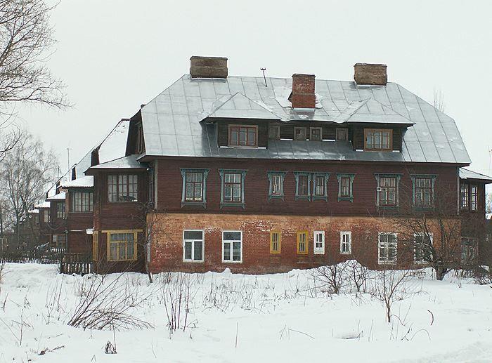 Смотреть лучшие фото Кооперативного поселка в городе Вичуга