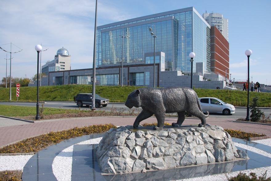 Смотреть красивое фото Владивосток Приморский край в хорошем качестве