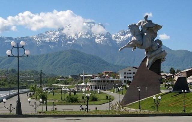Смотреть лучшее фото города Владикавказ