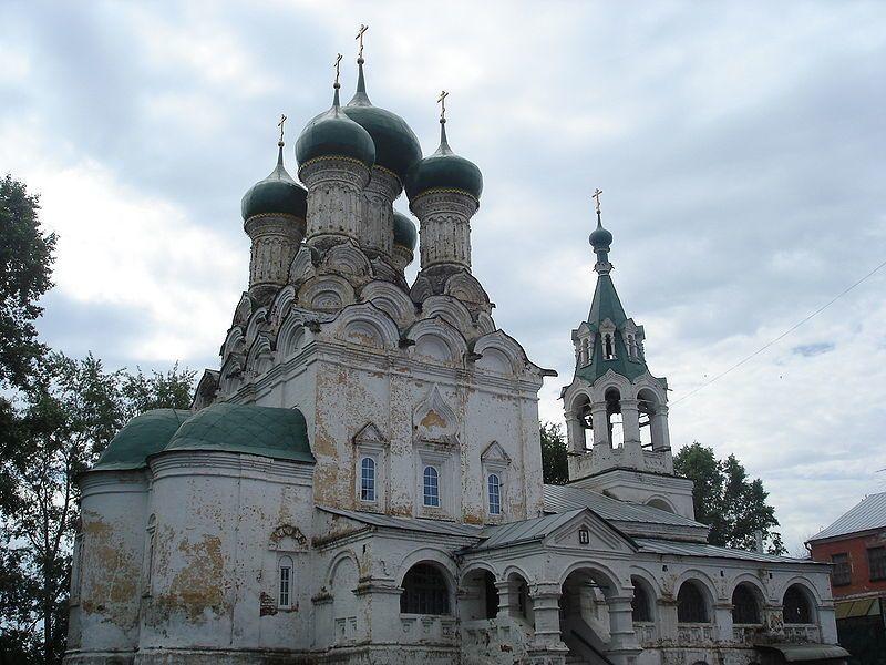Смотреть красивое фото Богородице-Успенская церковь город Владимир