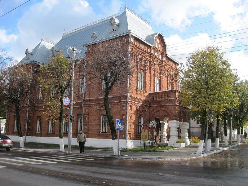 Смотреть красивое фото музей истории города Владимир