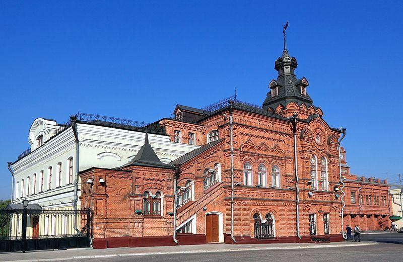 Смотреть красивое фото Соборная площадь города Владимир