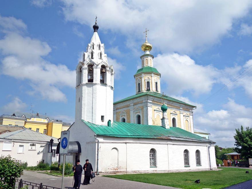Георгиевская церковь города Владимир