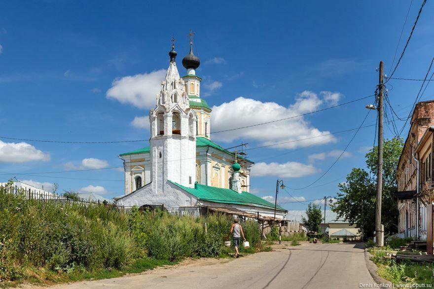 Смотреть красивое фото города Владимир в хорошем качестве