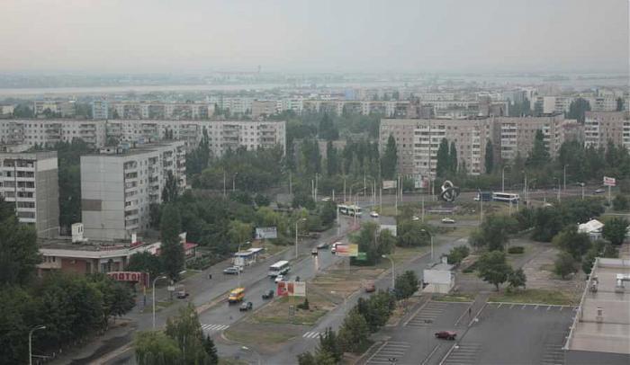 Смотреть красивое фото города Волгодонска