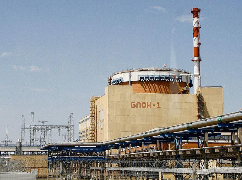 Первый блок Волгодонской АЭС