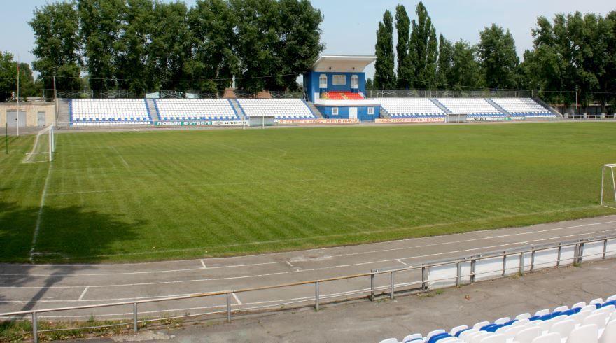 Стадион Труд города Волгодонск