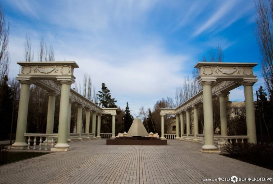 Скачать онлайн бесплатно достопримечательности и интересные места города Волжск в хорошем качестве