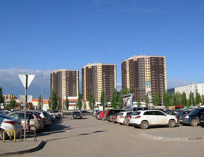 Смотреть лучшее фото города Волжский в хорошем качестве