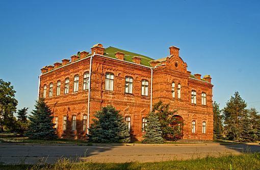 Смотреть лучшее фото города Волжский картинная галерея