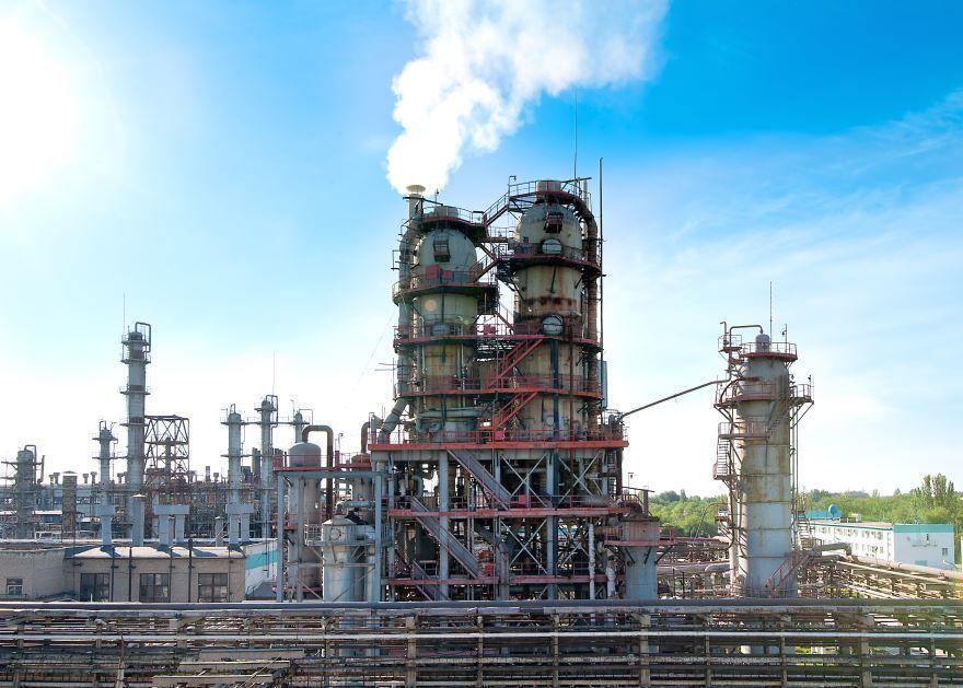 Завод ЭКТОС в городе Волжский