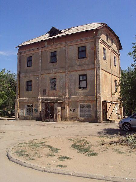 Лучшее фото паровой мельницы в городе Волжский