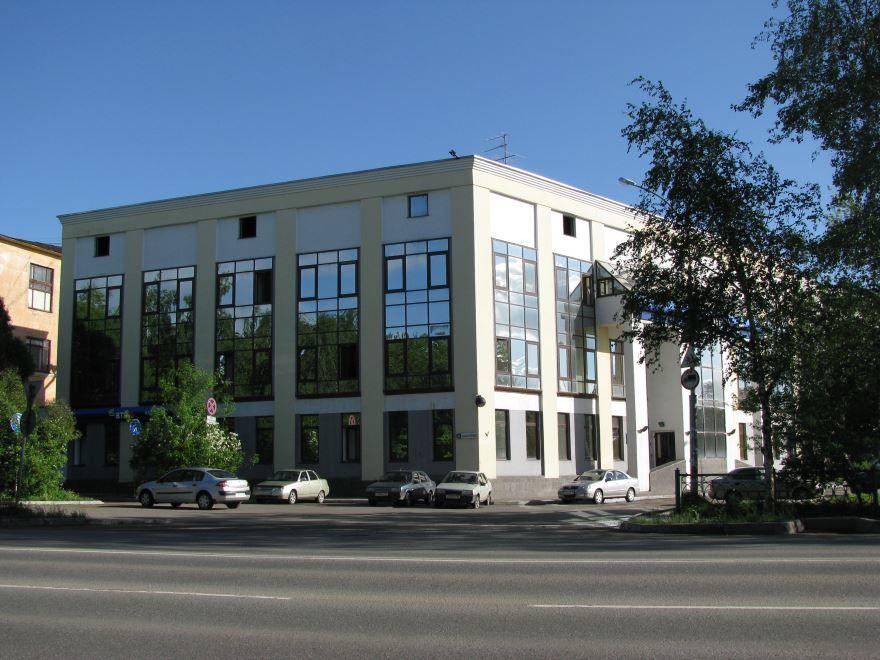 Проспект Победы в городе Вологда