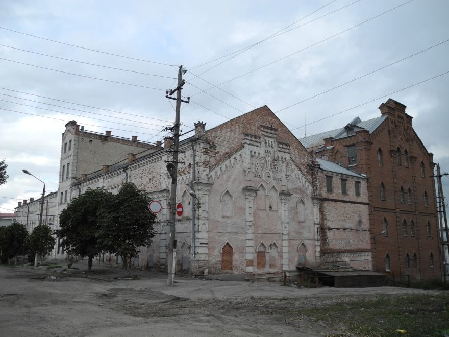 Скачать онлайн бесплатно интересное фото мельницы в городе Вольск в хорошем качестве