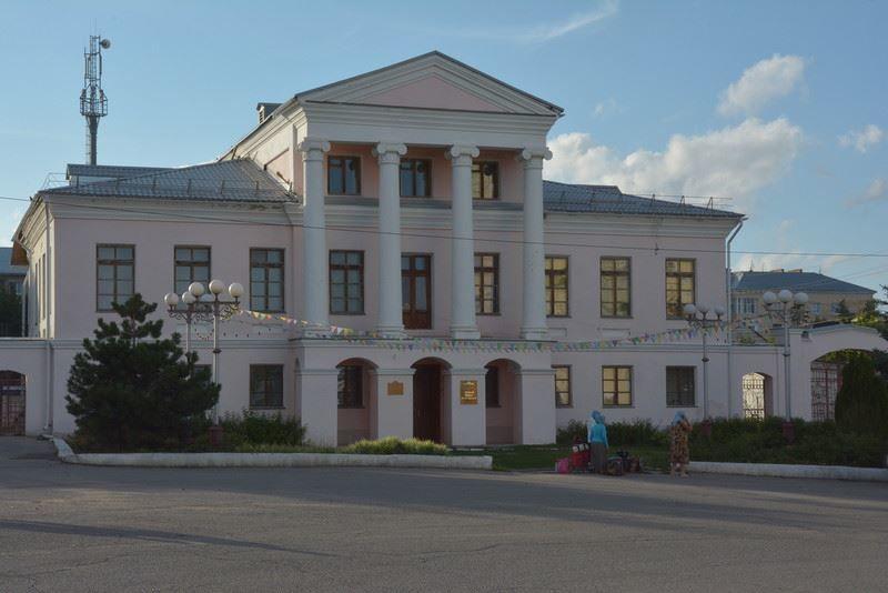 Смотреть красивое фото города Вольск бесплатно