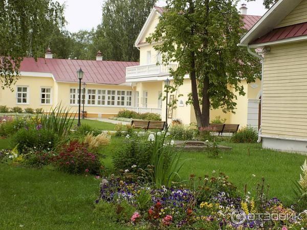 Смотреть лучшее фото дом музей П. И. Чайковского в городе Воткинск в хорошем качестве
