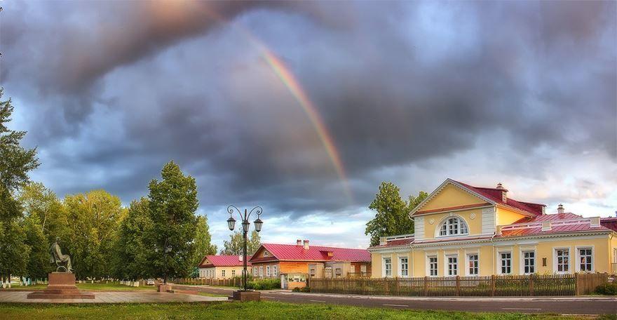 Смотреть лучшее фото усадьба в городе Воткинск