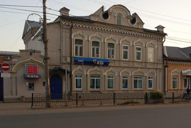 Мануфактура Калашникова в городе Воткинск