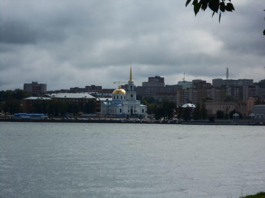 Смотреть фото Воткинский Благовещенский собор бесплатно