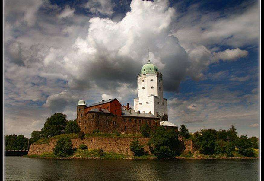 Смотреть лучшее фото День города в городе Выборг