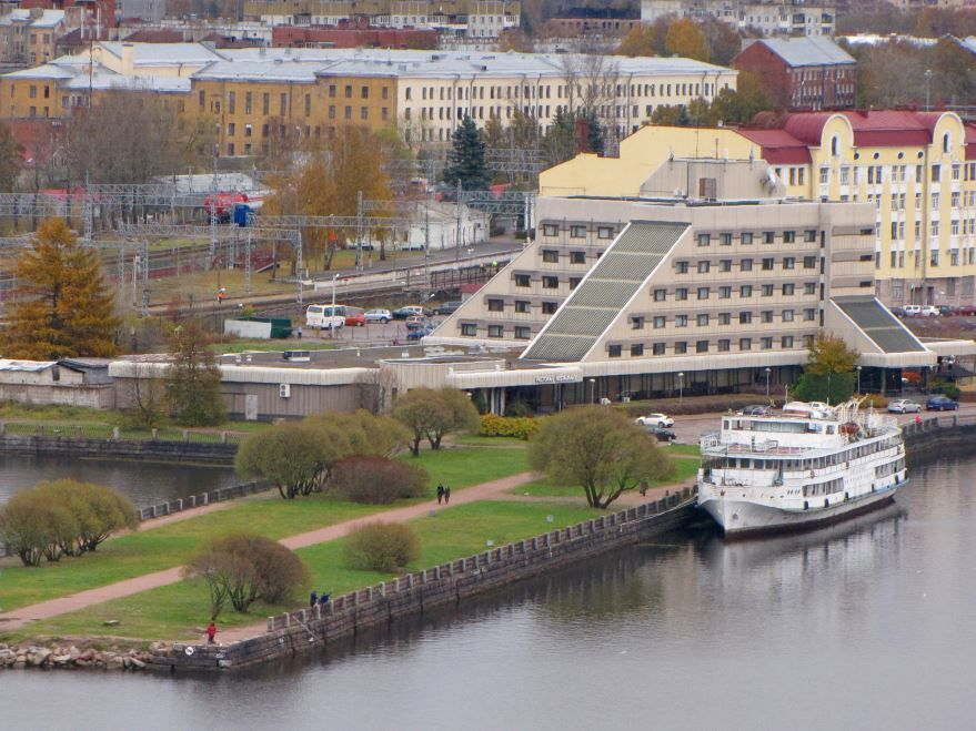 Гостиничный комплекс Дружба город Выборг