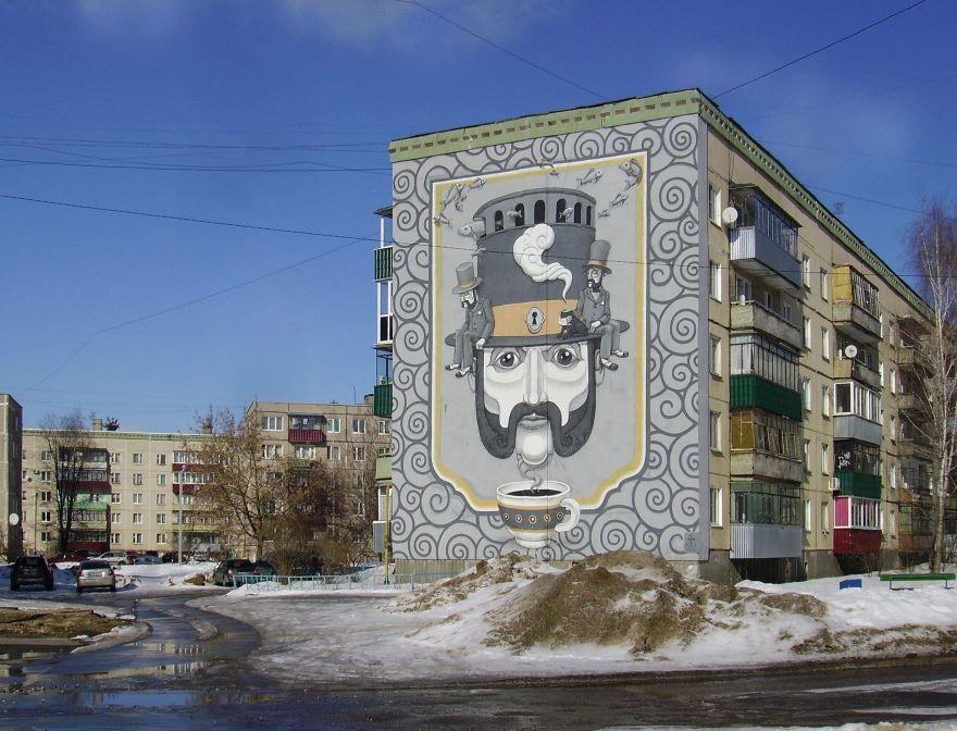 Смотреть фото современных красивых домов в городе Выкса бесплатно