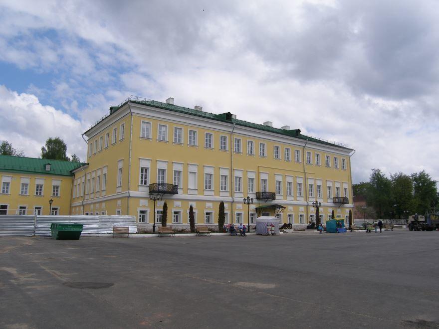 Смотреть лучшие улицы города Выкса онлайн бесплатно