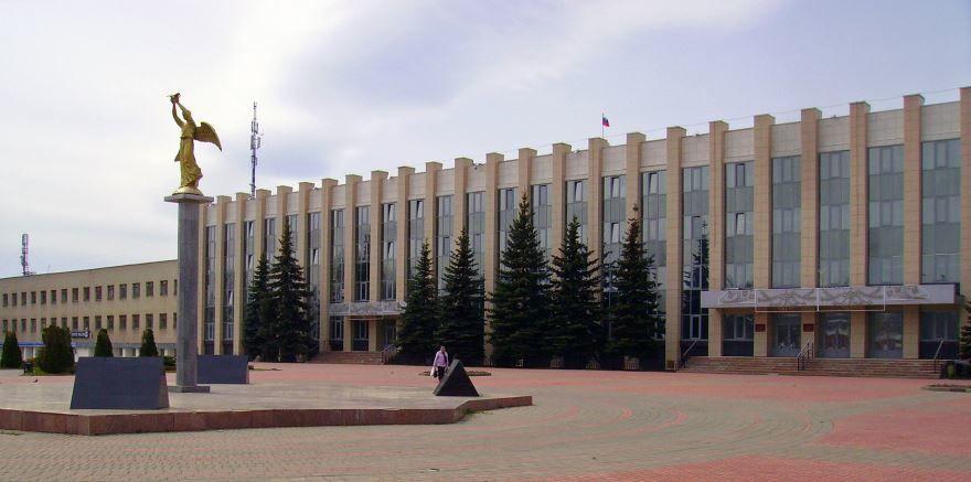 Смотреть лучшее фото города Выкса в хорошем качестве