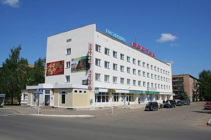 Гостиница Восток в городе Гагарин